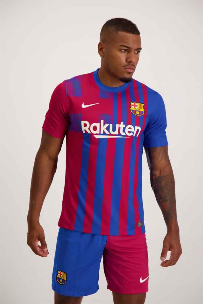 Nike FC Barcelona Home Replica maillot de football hommes 1