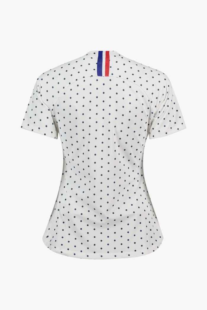 Nike Francia Stadium Away Replica maglia da calcio donna 2