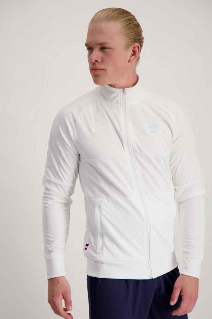 Nike Frankreich Herren Trainingsjacke 1