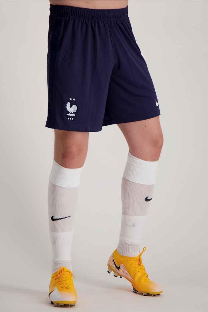Nike Frankreich Home Replica Herren Short 1