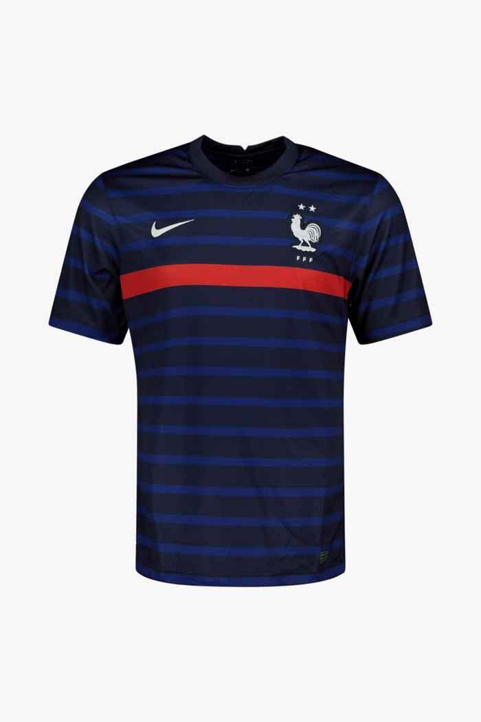 Nike Frankreich Home Replica Kinder Fussballtrikot 1