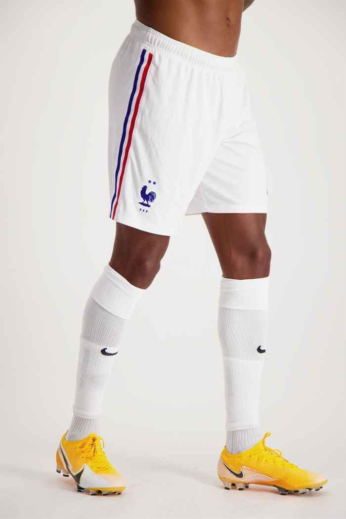 Nike Frankreich Home/Away Replica Herren Short 1
