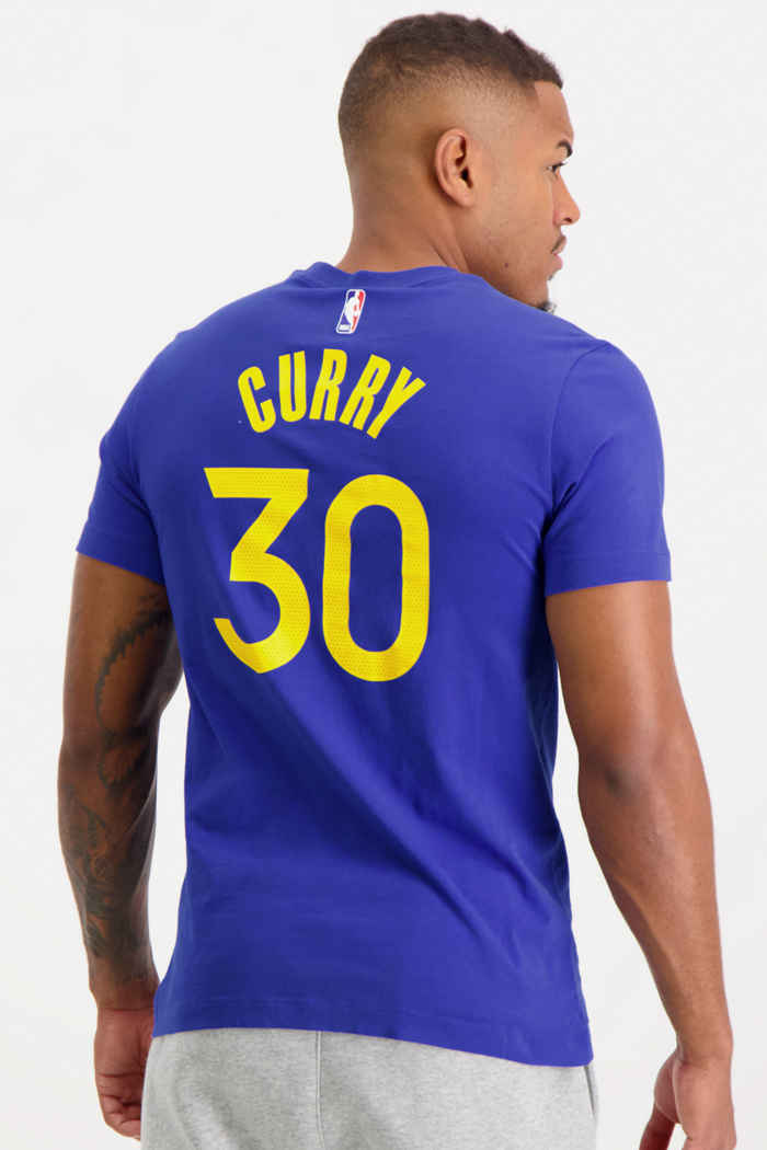 Nike Golden State Warriors Stephen Curry t-shirt hommes 2