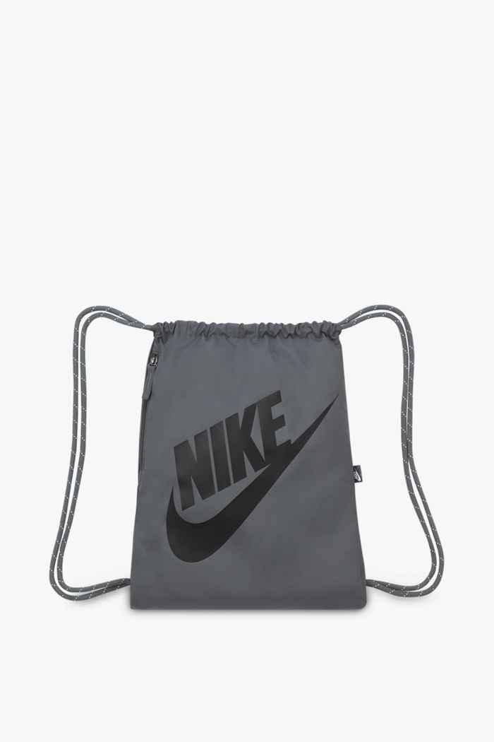 Nike Heritage gymbag Colore Grigio 1