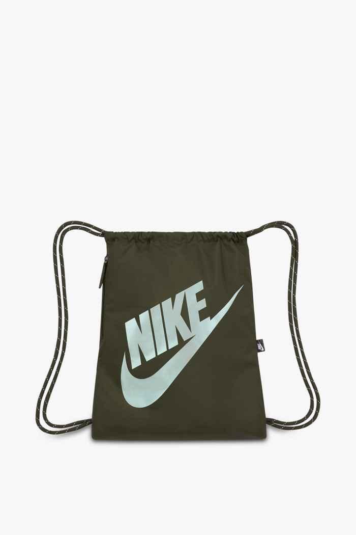 Nike Heritage gymbag Couleur Kaki 1