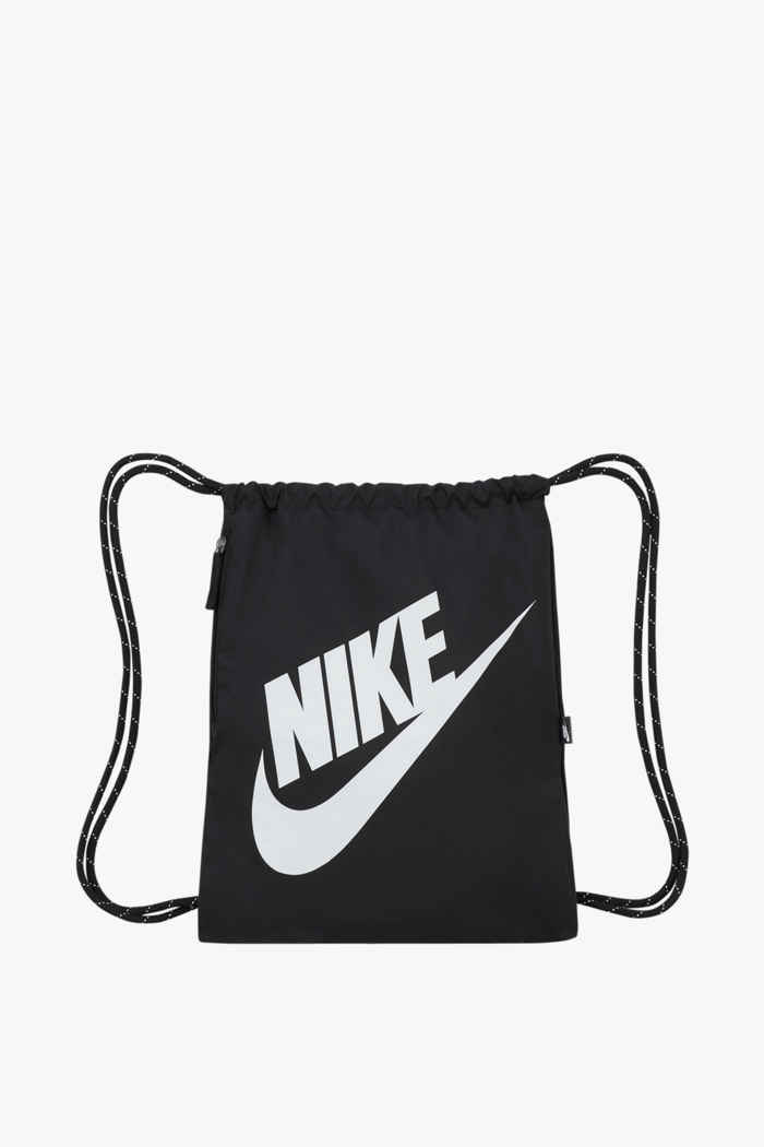 Nike Heritage gymbag Couleur Noir 1