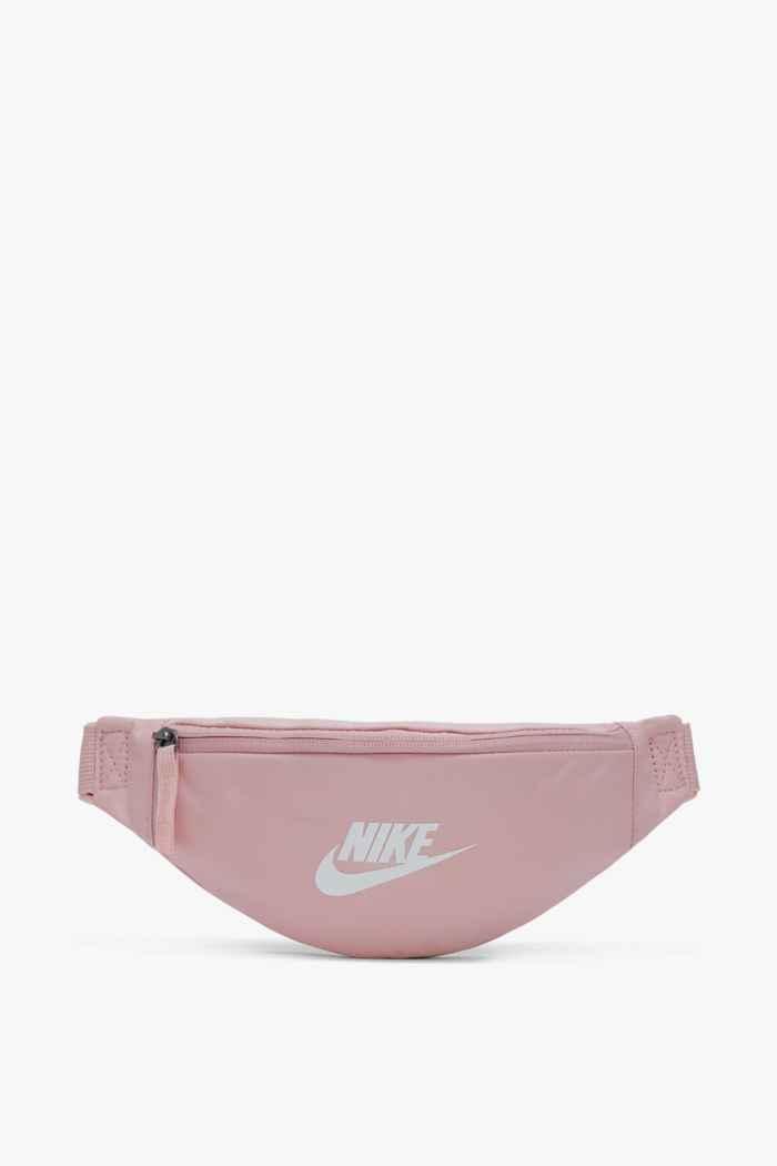 Nike Heritage sac banane Couleur Rose vif 1
