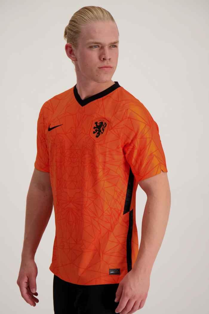 Nike Holland Home Replica Herren Fussballtrikot 1