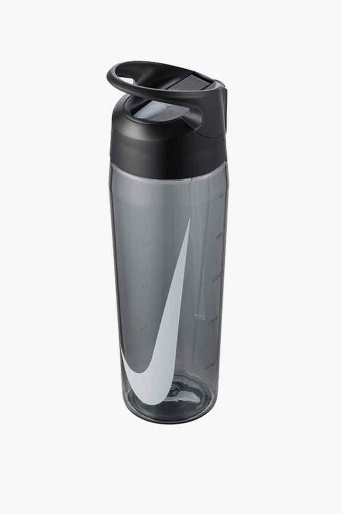 Nike Hypercharge Straw 700 ml borraccia Colore Bianco-grigio chiaro 1