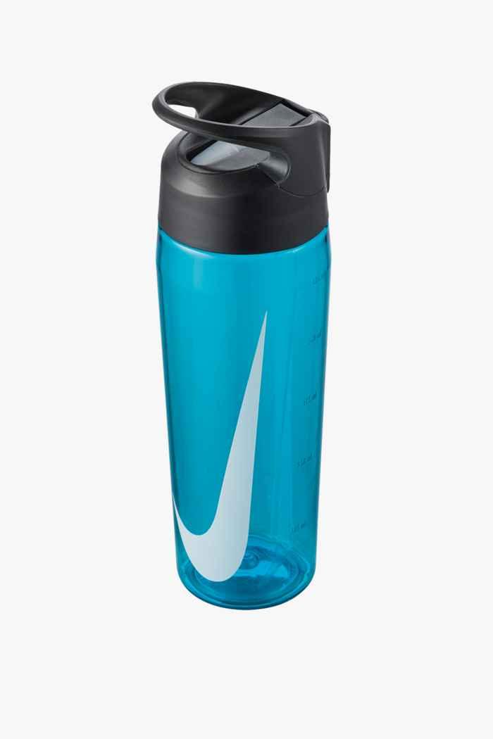 Nike Hypercharge Straw 700 ml borraccia Colore Blu 1