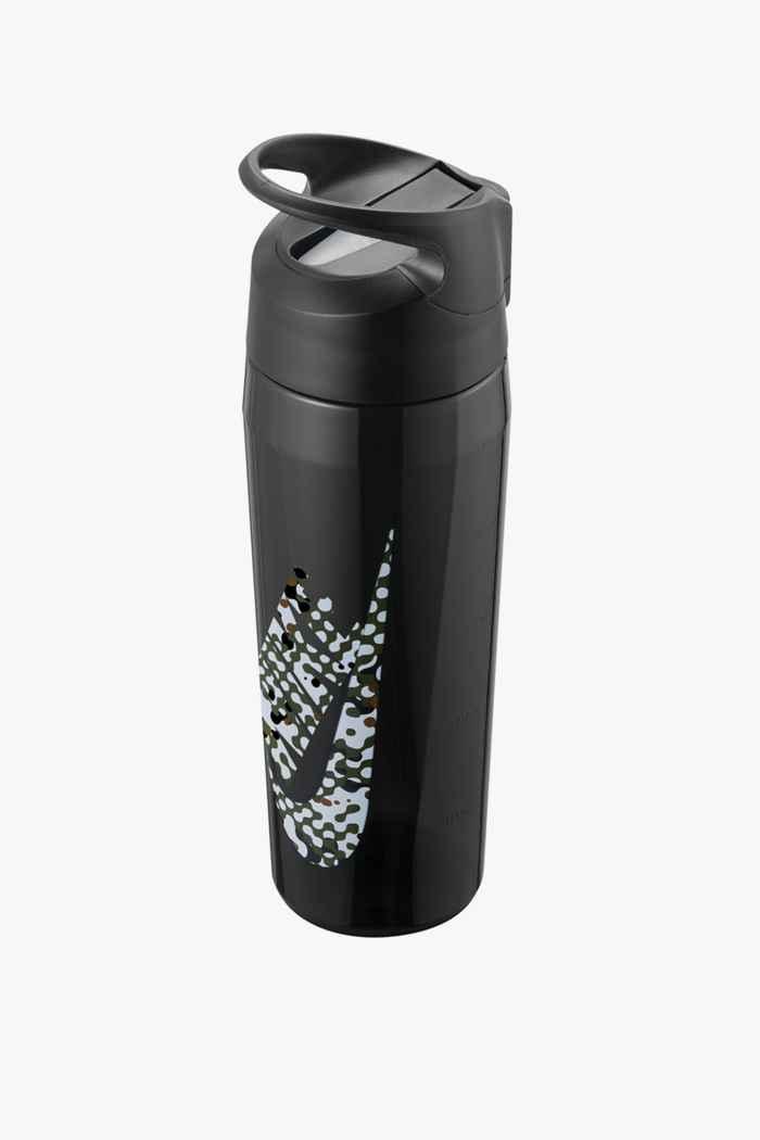 Nike Hypercharge Straw 700 ml borraccia Colore Nero 1