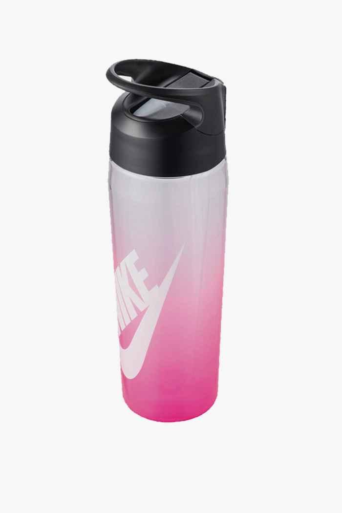 Nike Hypercharge Straw 700 ml borraccia Colore Rosa 1