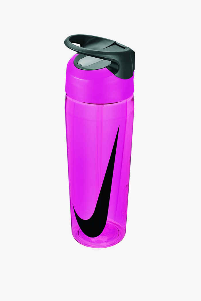 Nike Hypercharge Straw 700 ml borraccia Colore Rosa intenso 1