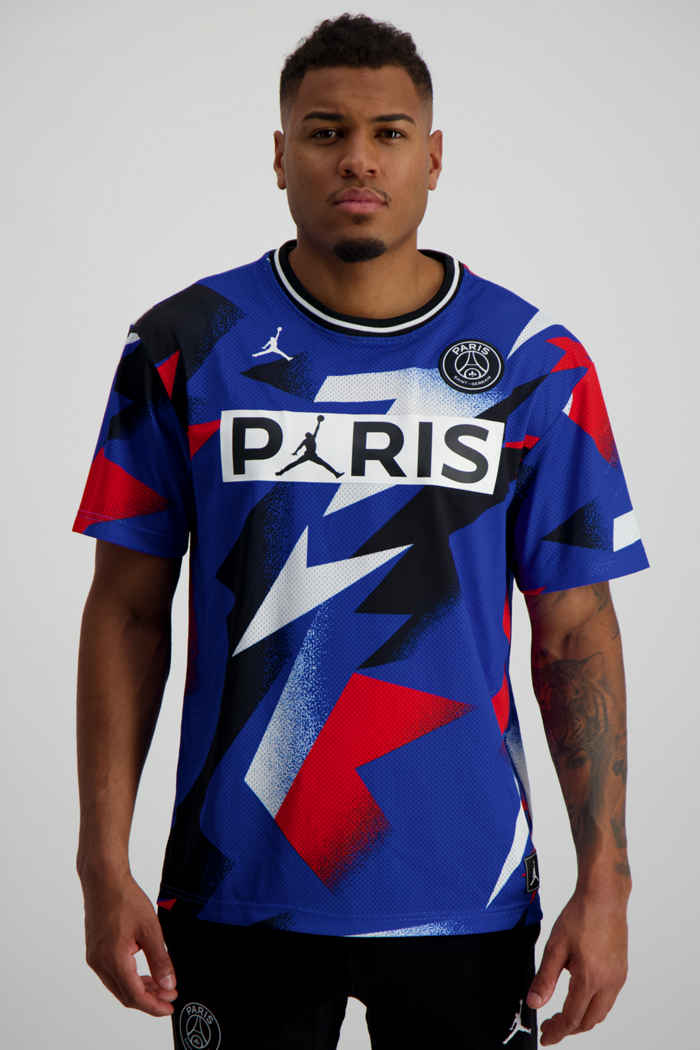 Nike Jordan Paris-Saint Germain Herren T-Shirt 1