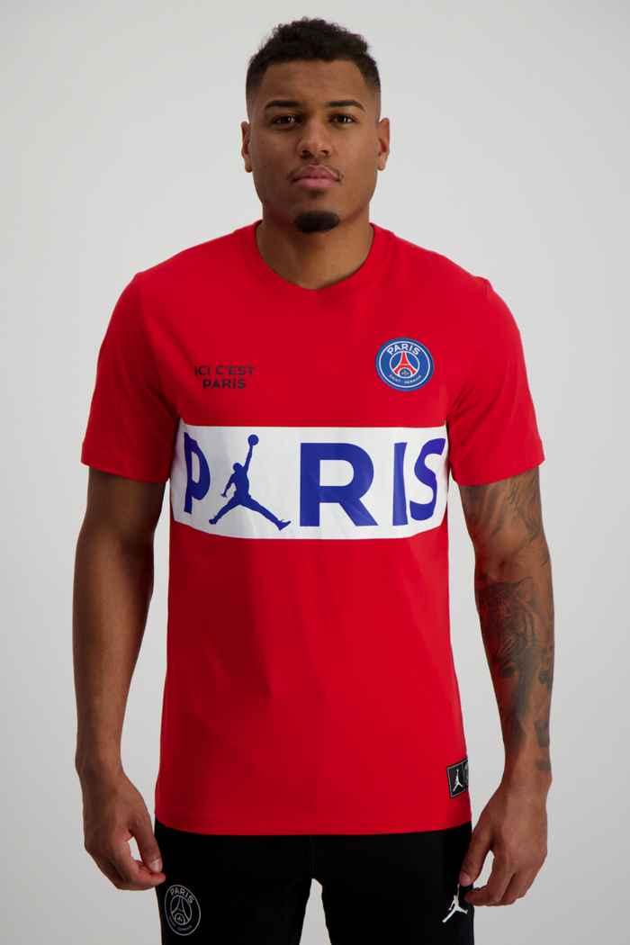 Nike Jordan Paris Saint-Germain t-shirt hommes 1