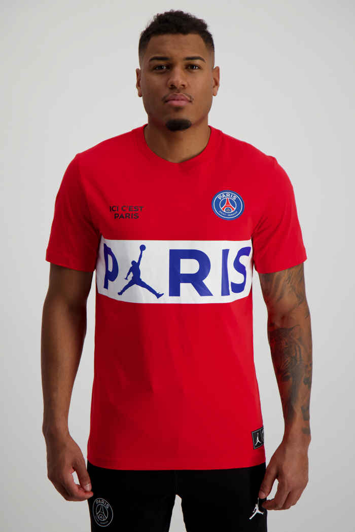 Nike Jordan Paris Saint-Germain t-shirt uomo 1