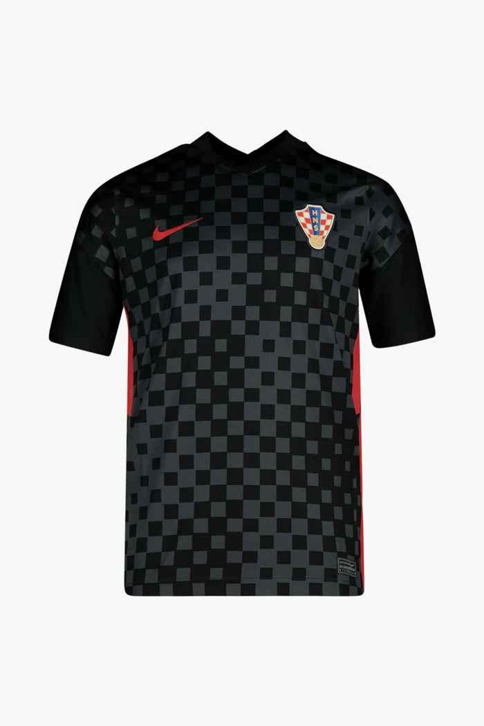 Nike Kroatien Away Replica Kinder Fussballtrikot 1