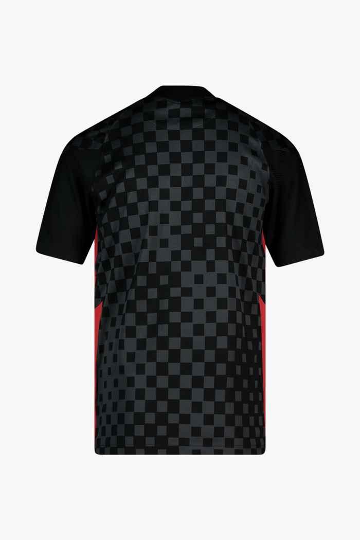 Nike Kroatien Away Replica Kinder Fussballtrikot 2