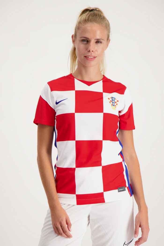 Nike Kroatien Home Replica Damen Fussballtrikot 1