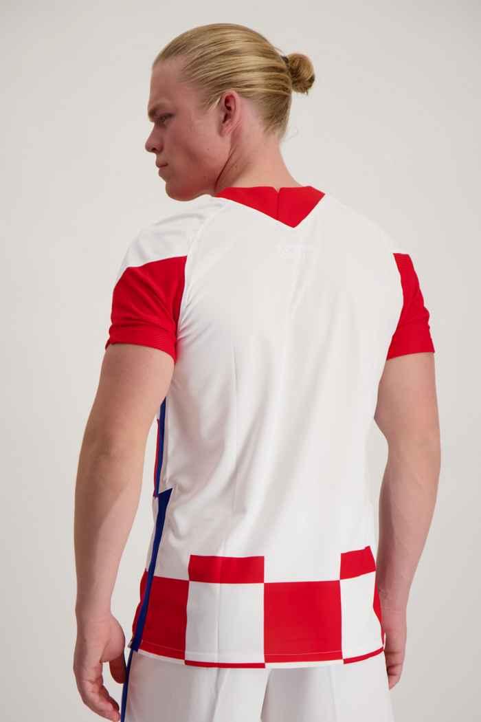 Nike Kroatien Home Replica Herren Fussballtrikot 2