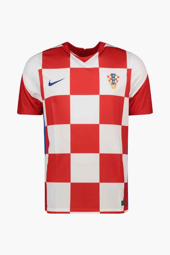 Nike Kroatien Home Replica Kinder Fussballtrikot 1