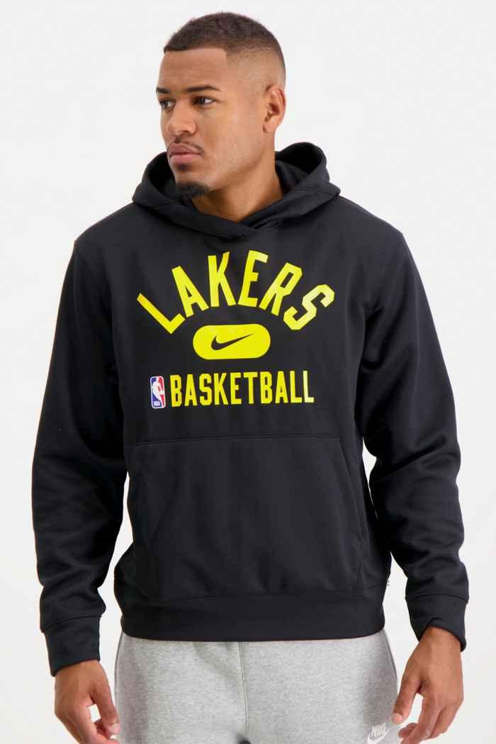 Nike LA Lakers Dri-FIT NBA hoodie hommes 1