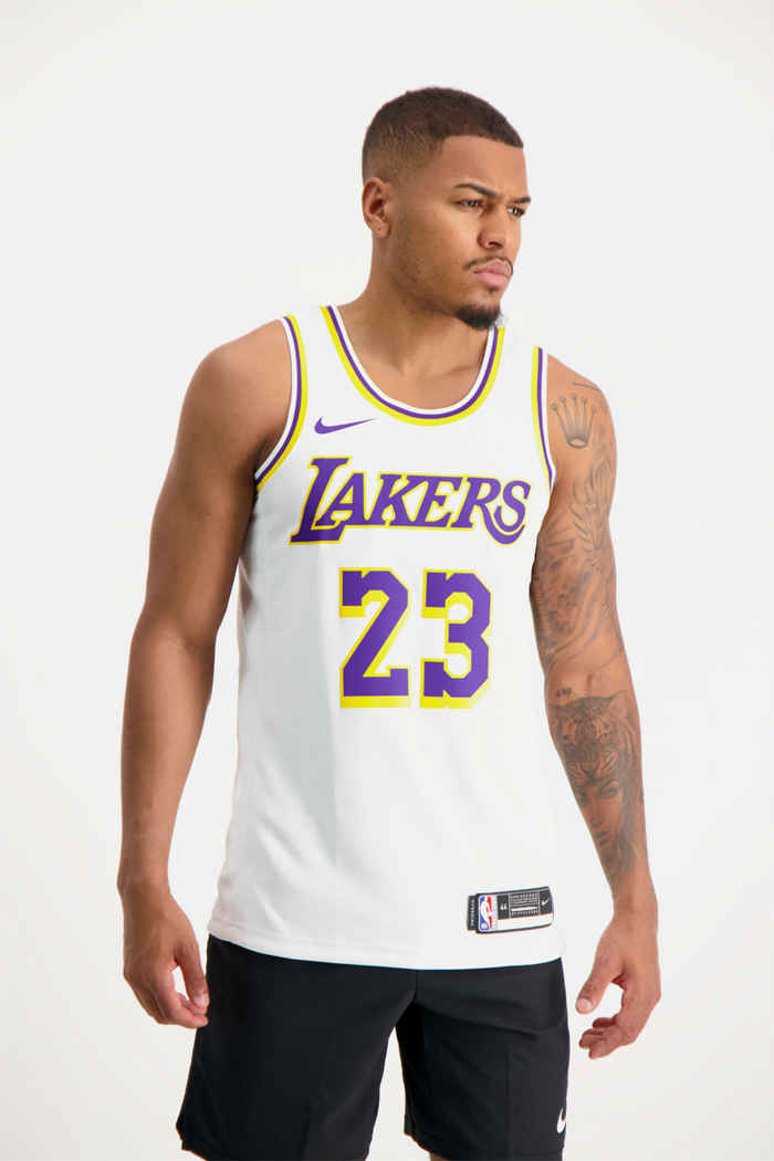 Nike LA Lakers James Lebron aglia da basket uomo 1
