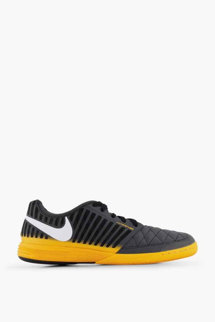 Nike Lunar Gato II IC chaussures de football hommes Couleur Gris 2