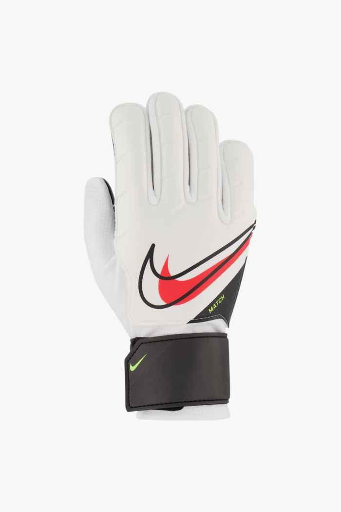 Nike Match Torwarthandschuh Farbe Weiß 1