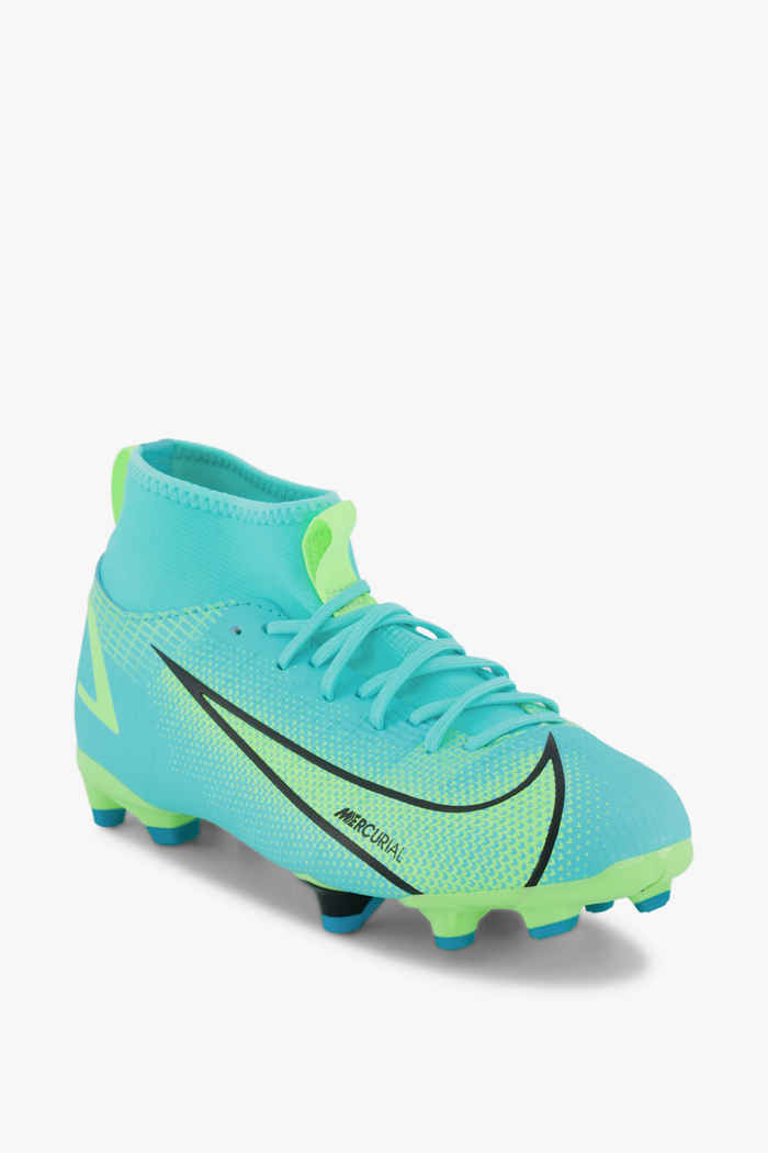 Nike Mercurial Superfly 8 Academy MG chaussures de football enfants 1