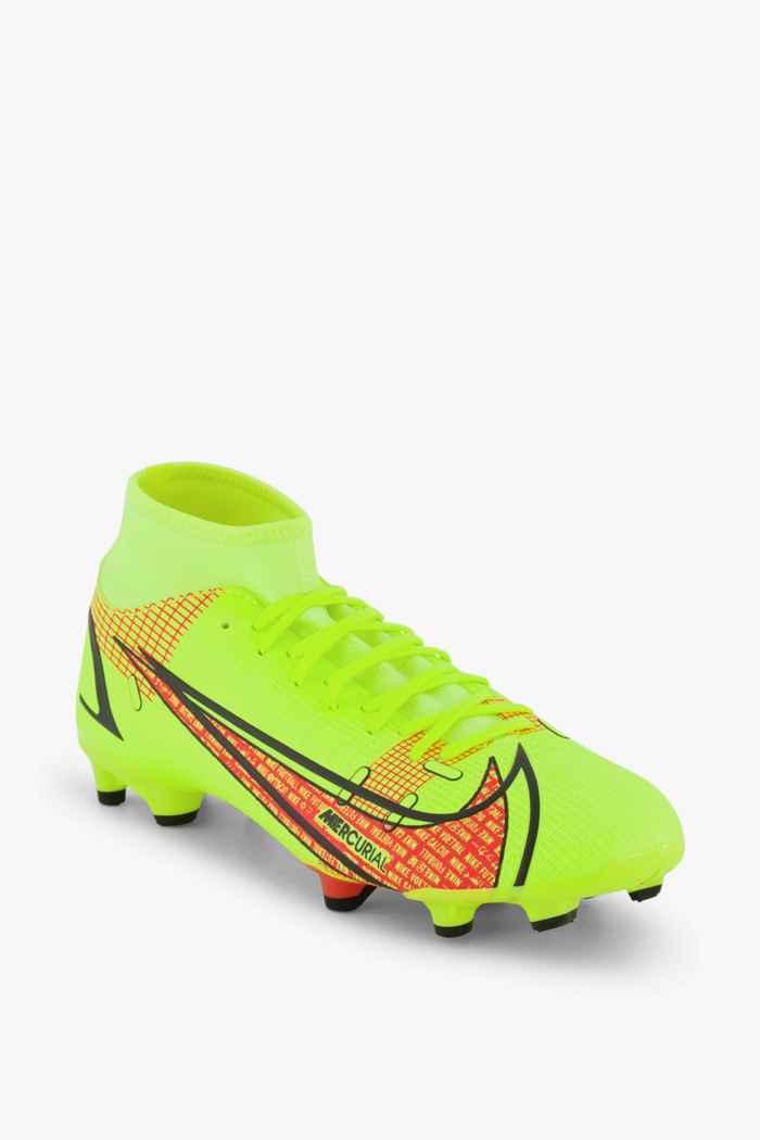 Nike Mercurial Superfly 8 Academy MG Herren Fussballschuh Farbe Blau 1