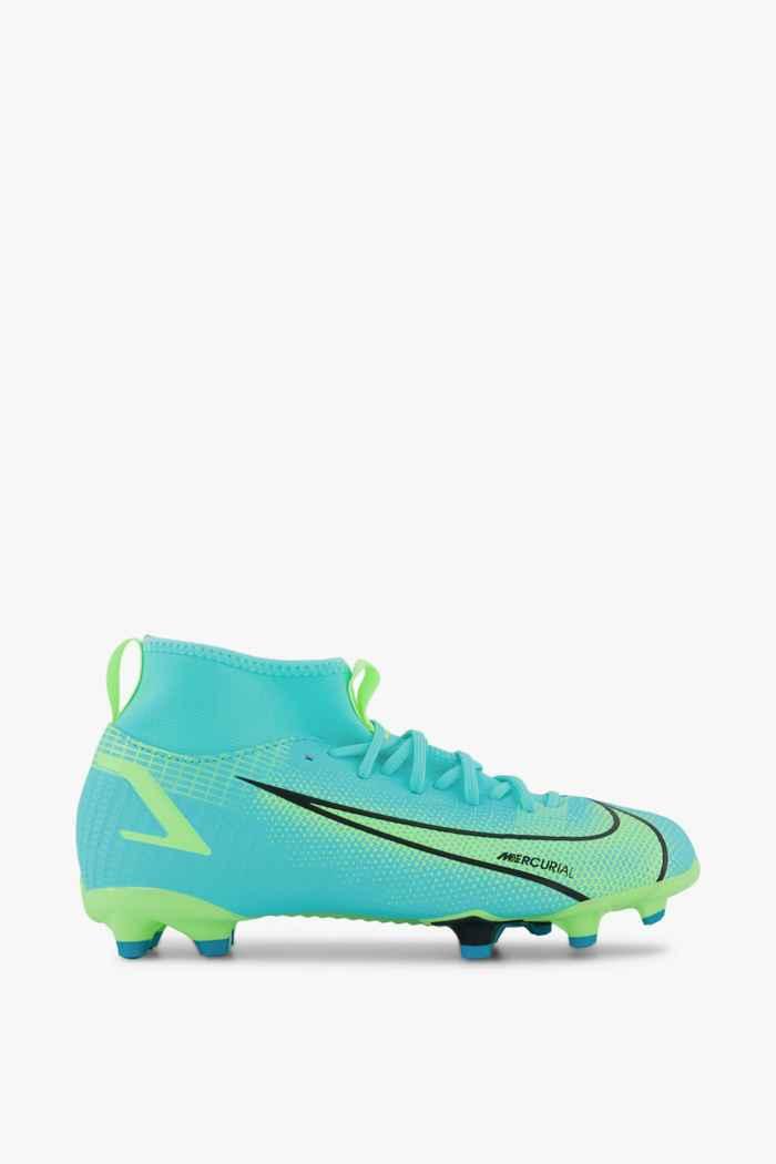 Nike Mercurial Superfly 8 Academy MG scarpa da calcio bambini 2