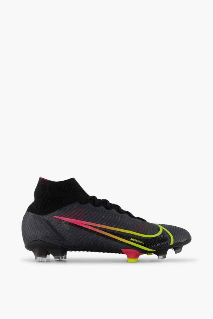 Nike Mercurial Superfly 8 Elite FG scarpa da calcio uomo Colore Nero 2