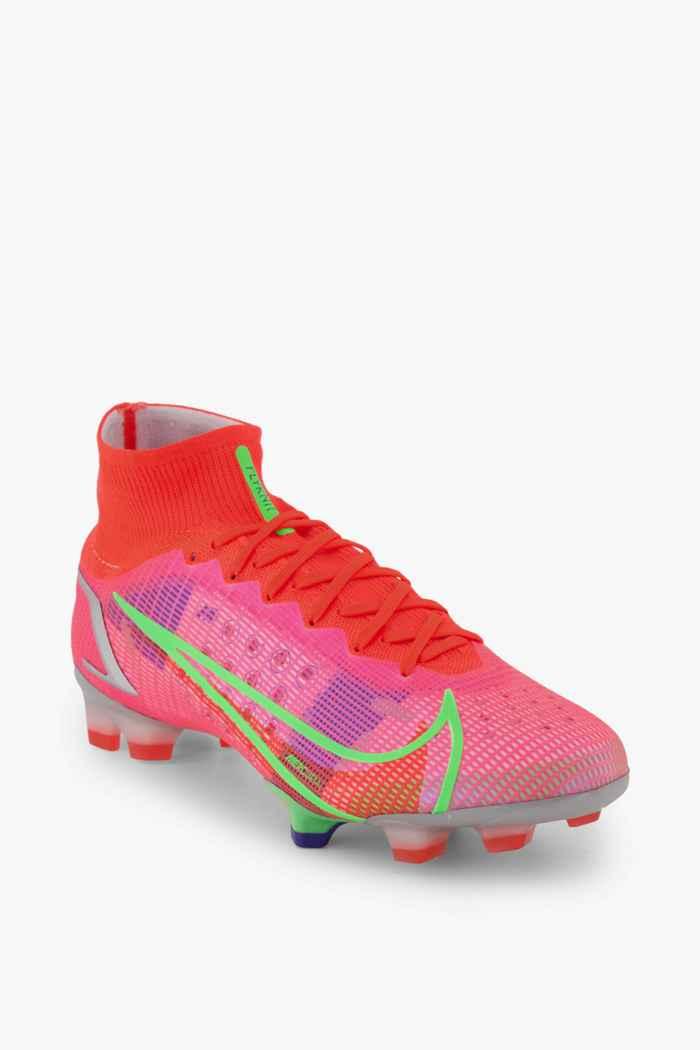 Nike Mercurial Superfly 8 Elite FG scarpa da calcio uomo Colore Rosso 1