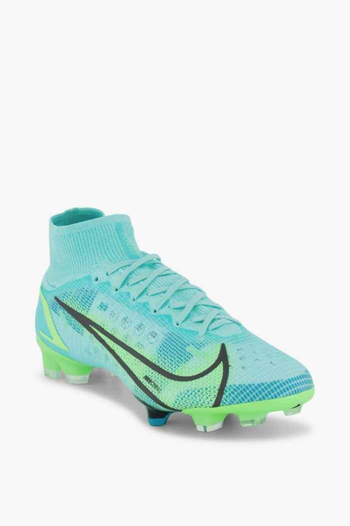 Nike Mercurial Superfly 8 Elite FG scarpa da calcio uomo Colore Turchese 1