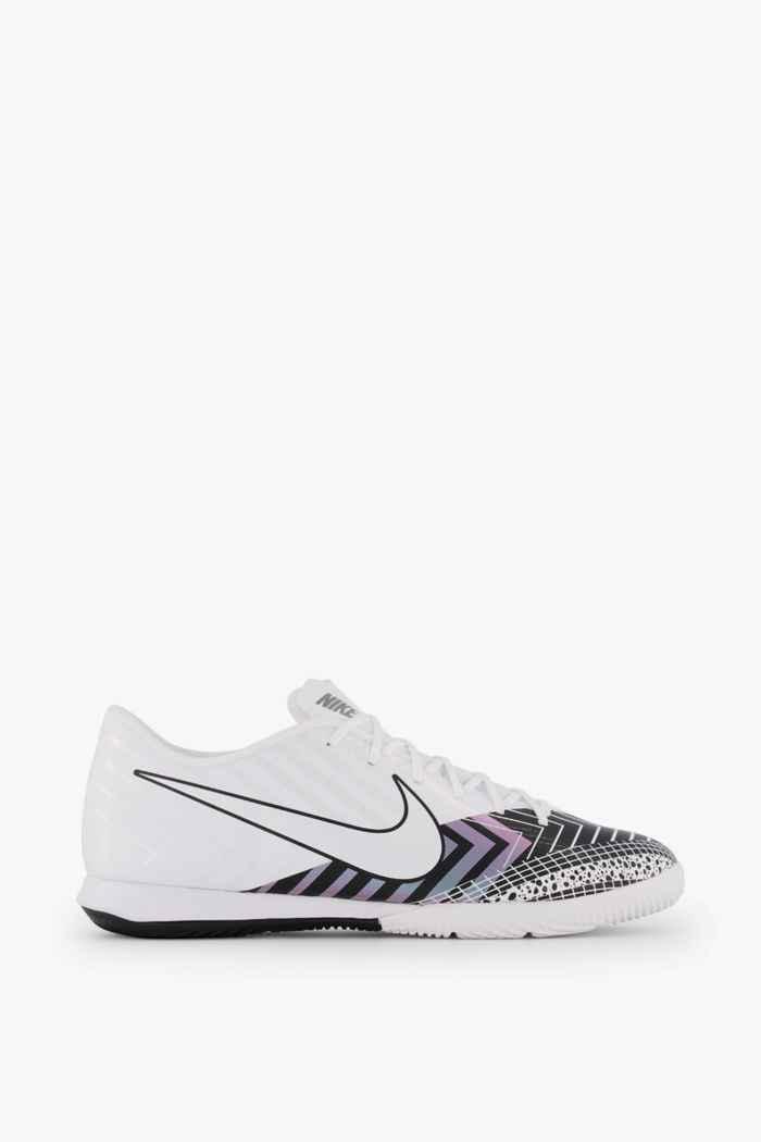 Nike Mercurial Vapor 13 Academy MDS IC Herren Fussballschuh Farbe Schwarz-weiß 2