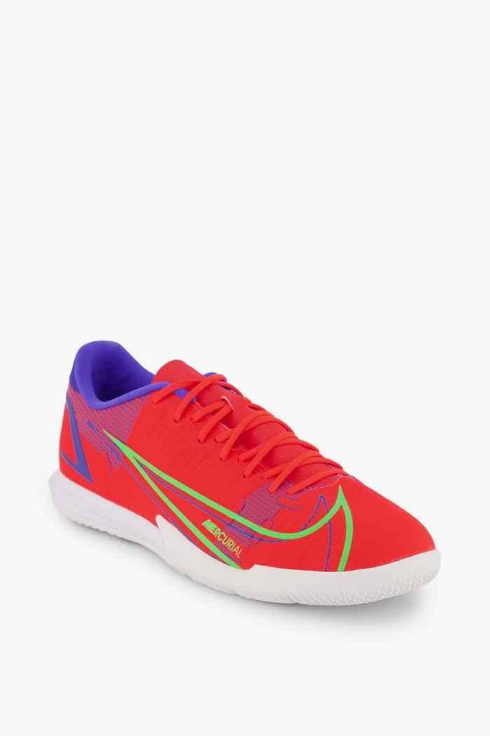 Nike Mercurial Vapor 14 Academy IC Herren Fussballschuh Farbe Rot 1