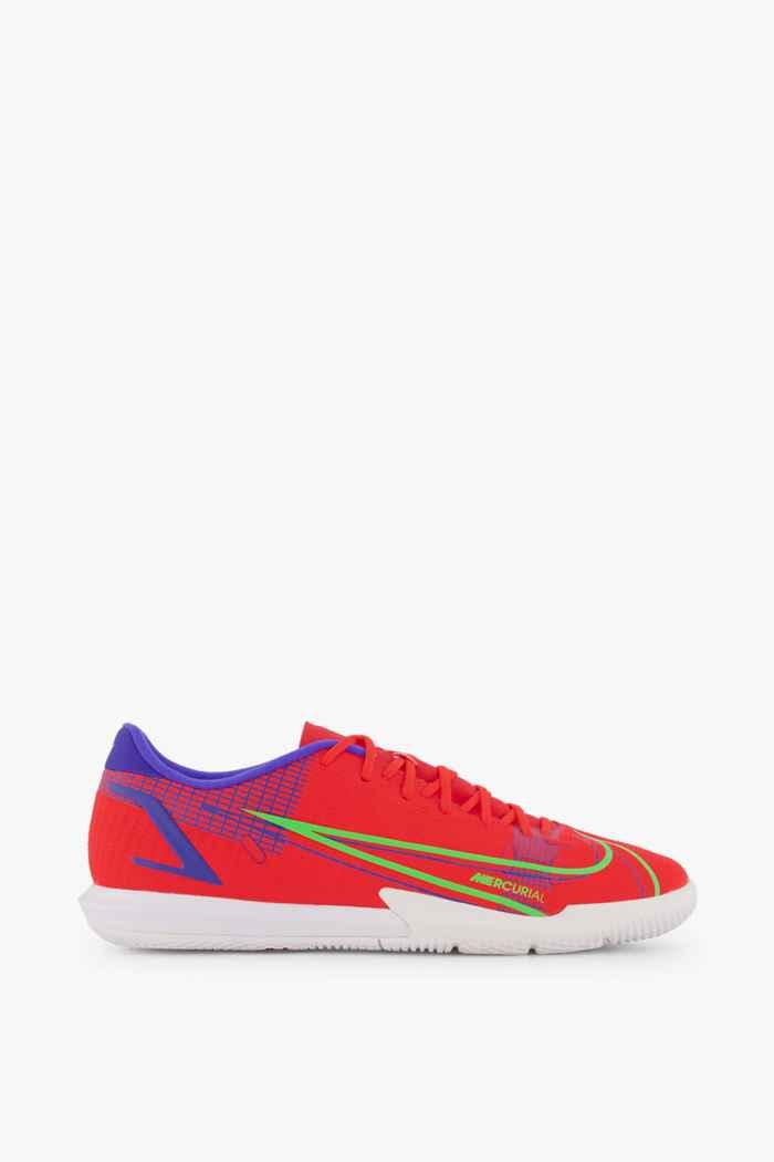 Nike Mercurial Vapor 14 Academy IC Herren Fussballschuh Farbe Rot 2