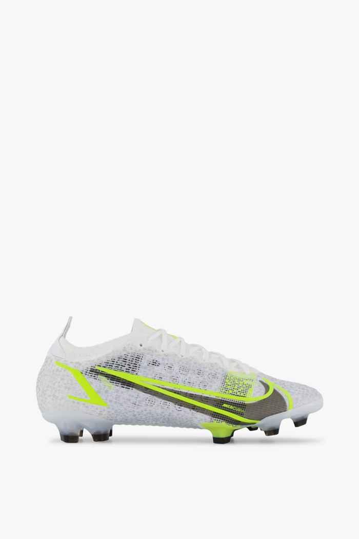Nike Mercurial Vapor 14 Elite FG chaussures de football hommes Couleur Blanc 2