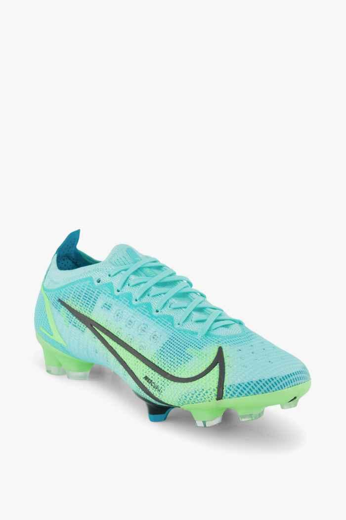 Nike Mercurial Vapor 14 Elite FG chaussures de football hommes Couleur Turquoise 1