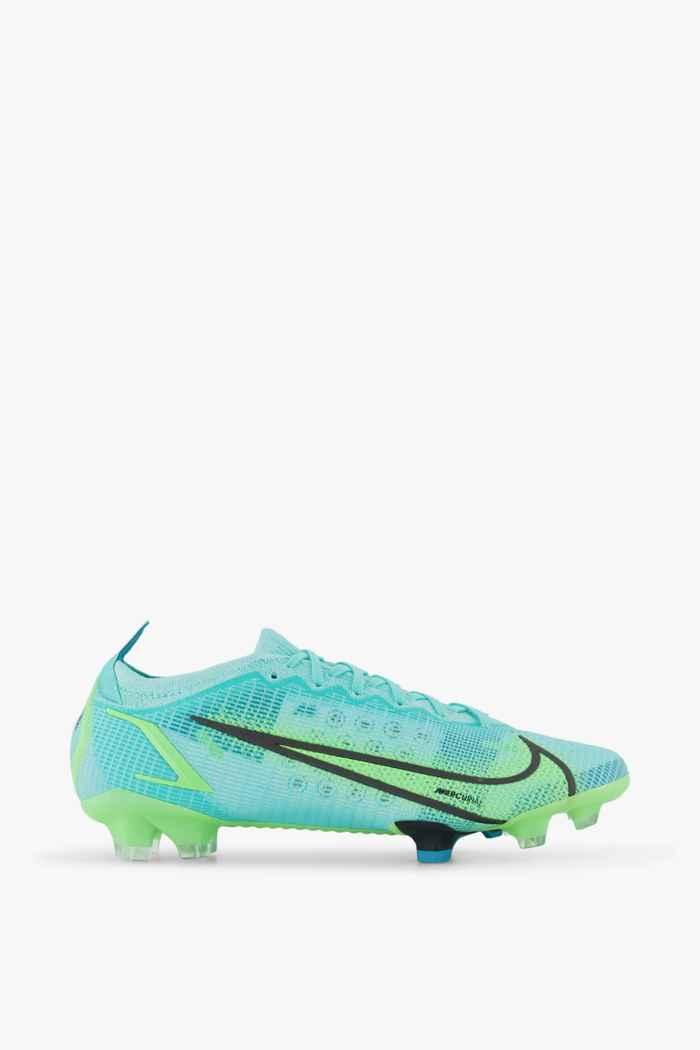 Nike Mercurial Vapor 14 Elite FG chaussures de football hommes Couleur Turquoise 2