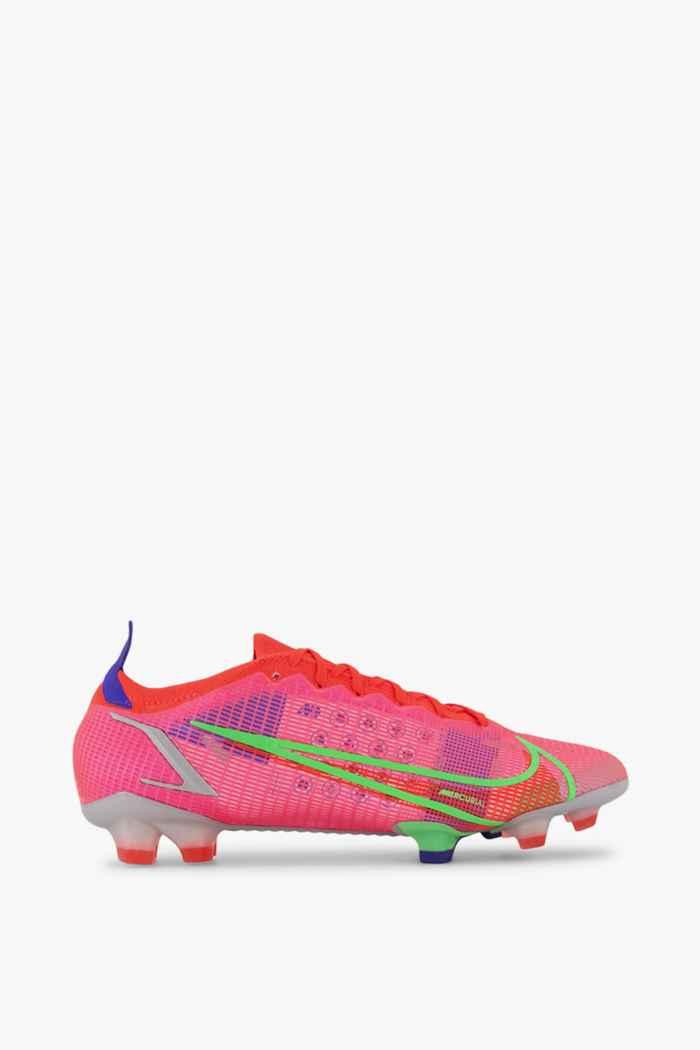 Nike Mercurial Vapor 14 Elite FG Herren Fussballschuh Farbe Pink 2
