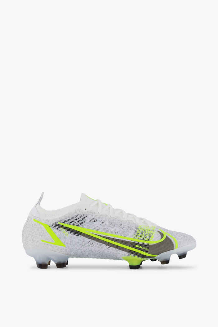 Nike Mercurial Vapor 14 Elite FG Herren Fussballschuh Farbe Weiß 2