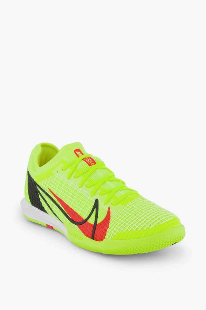 Nike Mercurial Vapor 14 Pro IC chaussures de football hommes Couleur Blanc 1