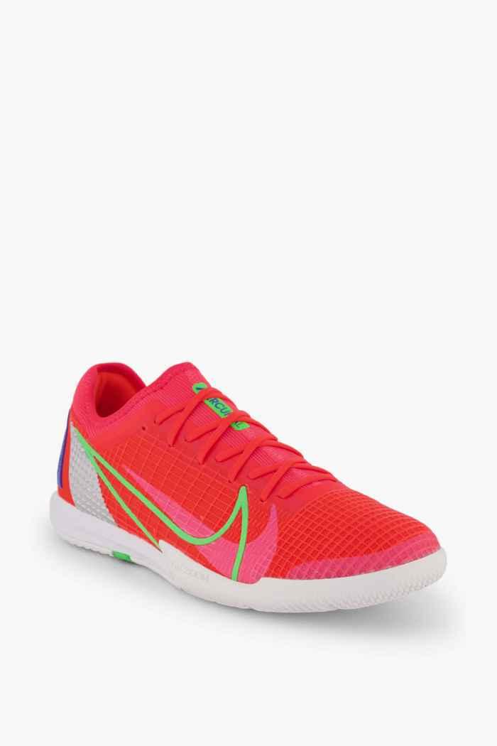 Nike Mercurial Vapor 14 Pro IC Herren Fussballschuh Farbe Rot 1