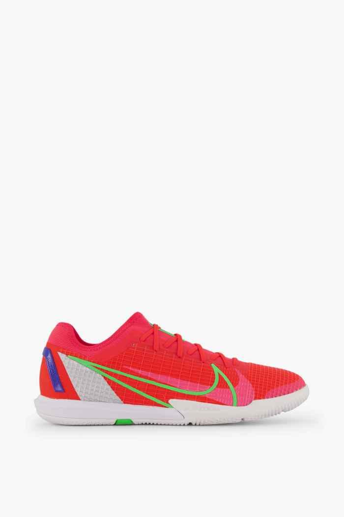 Nike Mercurial Vapor 14 Pro IC Herren Fussballschuh Farbe Rot 2