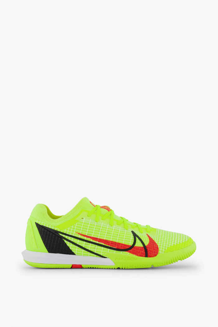 Nike Mercurial Vapor 14 Pro IC Herren Fussballschuh Farbe Weiß 2