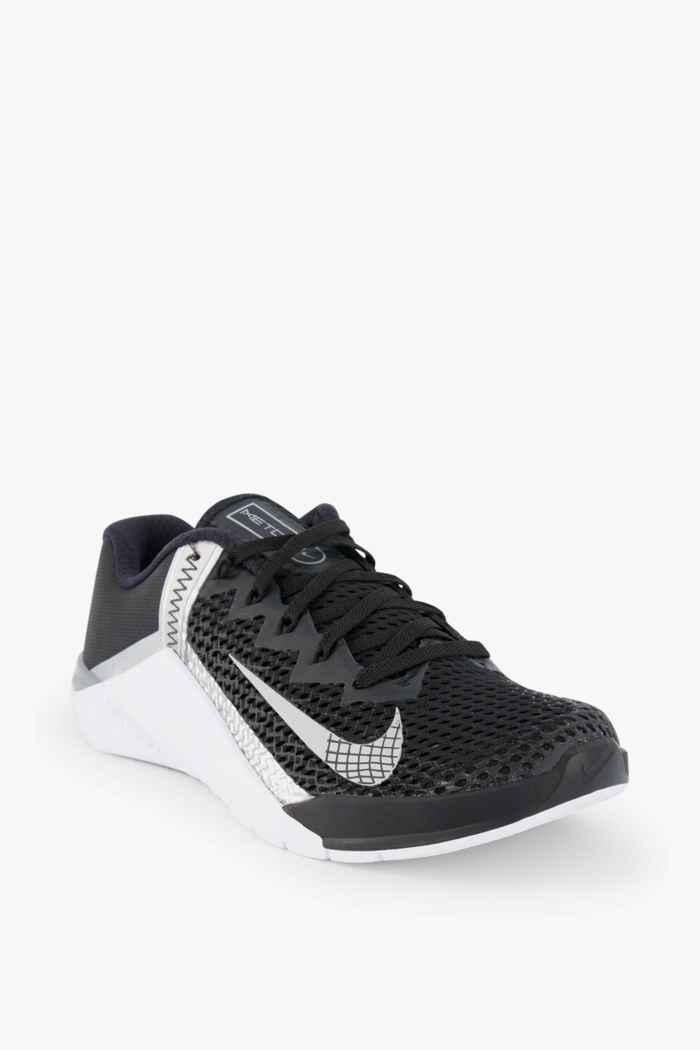Nike Metcon 6 Damen Fitnessschuh Farbe Schwarz 1