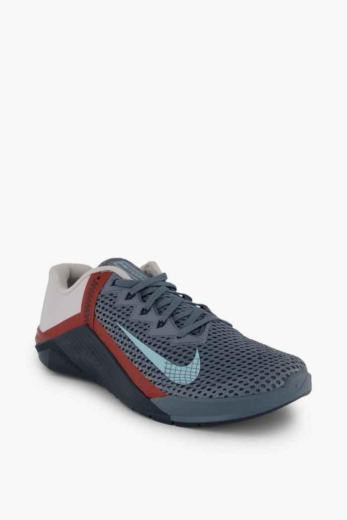 Nike Metcon 6 Herren Fitnessschuh Farbe Blau 1