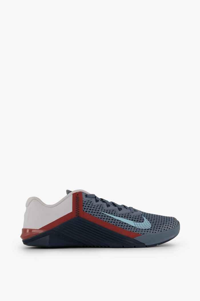 Nike Metcon 6 Herren Fitnessschuh Farbe Blau 2